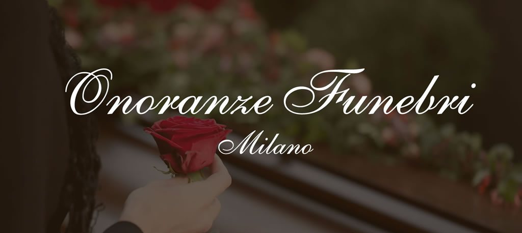 Pompe Funebri  Caponago - Onoranze funebri Milano
